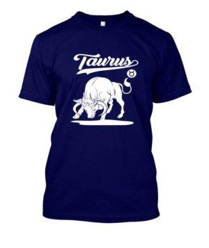 Taurus Tshirt, Men's Round T-shirt