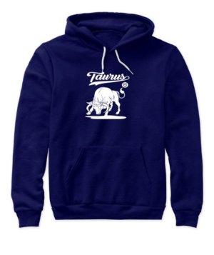 Taurus Tshirt, Women's Hoodies