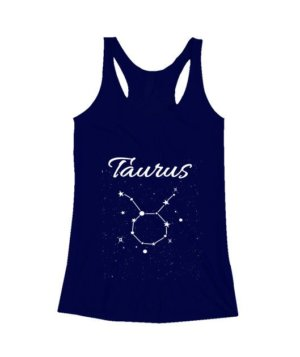 Constellation-Taurus Tshirt, Women's Tank Top