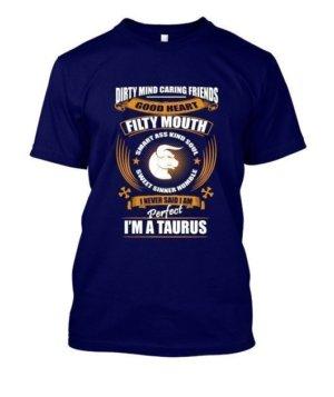 Im an Taurus, Men's Round T-shirt