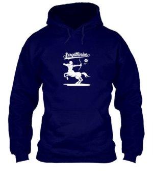 Sagittarius Tshirt, Men's Hoodies