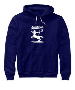 Sagittarius Tshirt, Women's Hoodies
