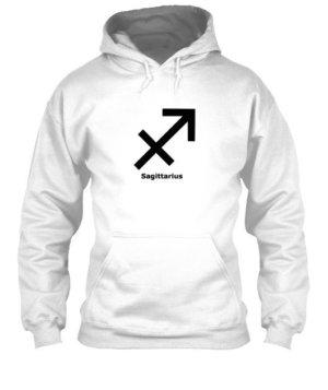 Sagittarius Symbol, Men's Hoodies