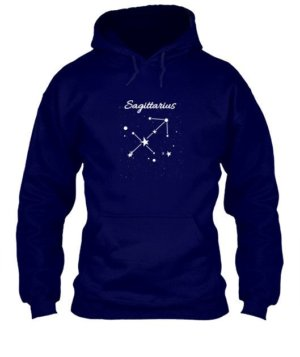 Constellation-Sagittarius Tshirt, Men's Hoodies
