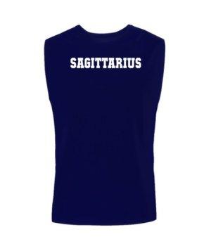 Sagittarius, Men's Sleeveless T-shirt