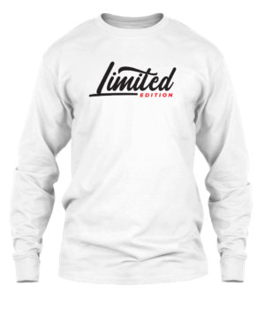 Limited Edition, Men's Long Sleeves T-shirt