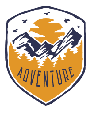 Adventure , Men's Hoodies