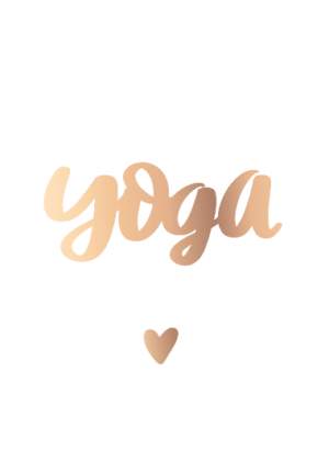 Eat Sleep Yoga Repeat, Women's Round Neck T-shirt