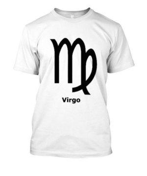 Virgo Symbol, Men's Round T-shirt