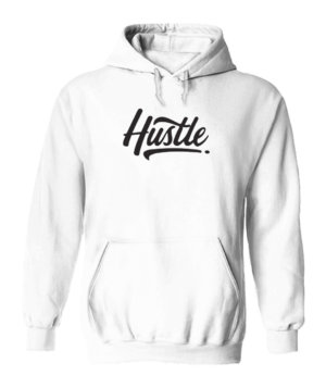 Hustle, Men's Hoodies