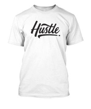 Hustle, Men's Round T-shirt