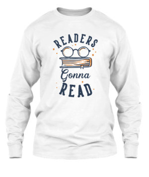Readers are gonna read, Men's Long Sleeves T-shirt
