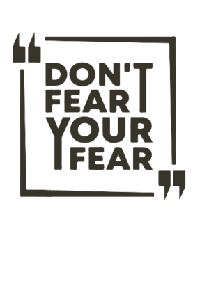 Dont Fear Your Fear, Women's Hoodies