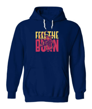 Feel the burn, Men's Hoodies