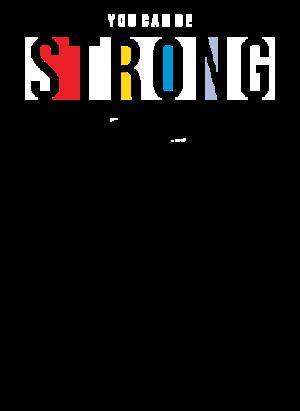 Strong, Men's Hoodies