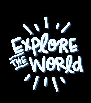 Explore the world, Women's Hoodies
