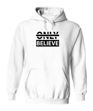 Believe, Men's Hoodies