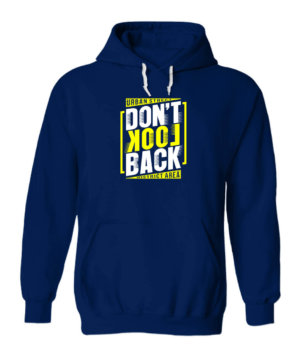 Dont Look Back, Men's Hoodies