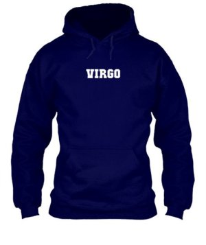 Virgo, Men's Hoodies