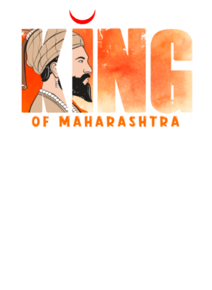 King of Maharashtra, Men's Round Neck T-shirt