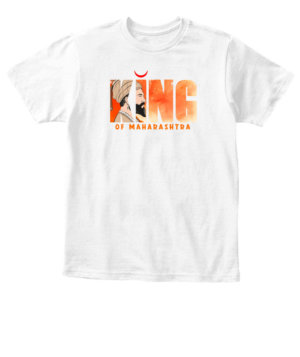 King of Maharashtra, Kid's Unisex Round Neck T-shirt