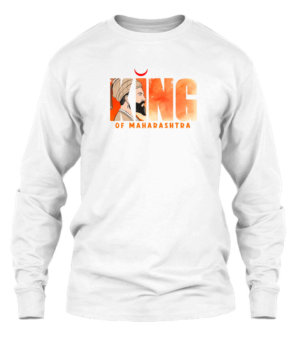 King of Maharashtra, Men's Full Sleeves T-shirt