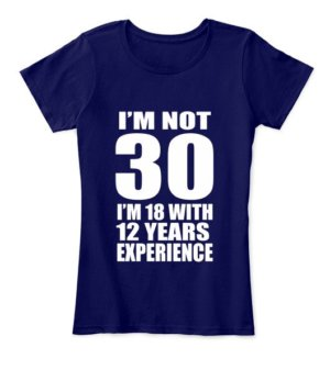 I AM NOT 30