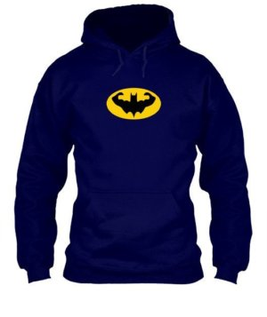 Batman Gym Tshirt, Men's Hoodies