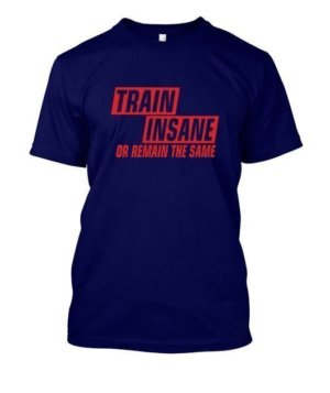 TRAIN INSANE, Women's Tank Top