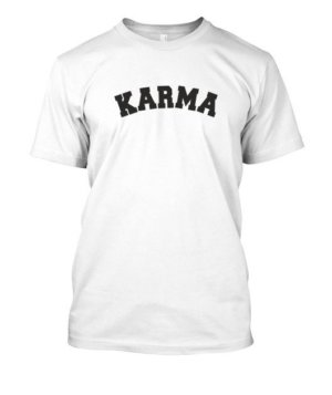 KARMA TSHIRT, Men's Sleeveless T-shirt