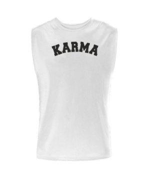 KARMA TSHIRT, Men's Sleeveless T-shirt