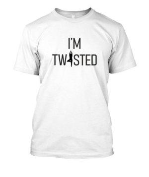 Im twisted, Men's Round T-shirt