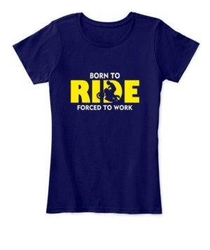 BORN TO RIDE, Women's Tank Top