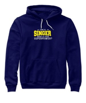 I am a Singer, Women's Hoodies