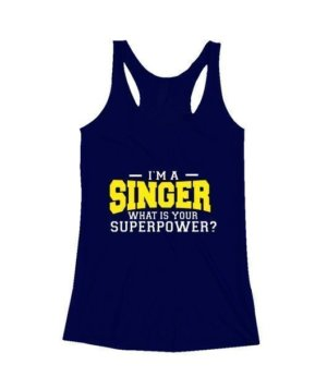 I am a Singer, Women's Tank Top