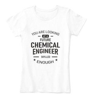Future Chemical Engineer, Women's Round Neck T-shirt