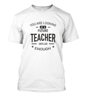 Future Teacher, Men's Round T-shirt