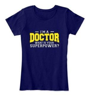 I am a Doctor, Women's Hoodies