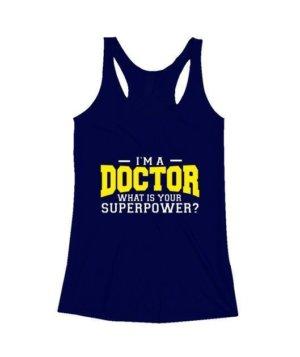 I am a Doctor, Women's Tank Top