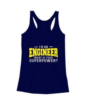 I am an Engineer, Women's Tank Top