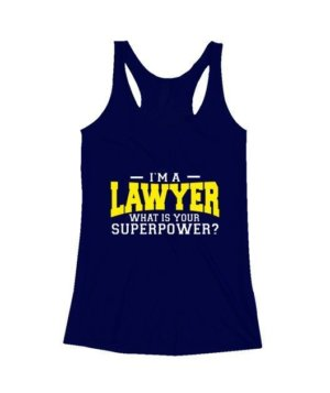 I am a Lawyer, Women's Tank Top
