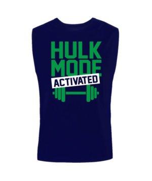 Hulk mode, Men's Round T-shirt