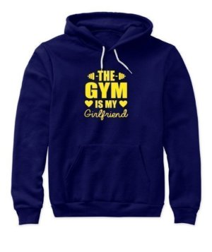 Gym is My Girlfriend, Women's Hoodies