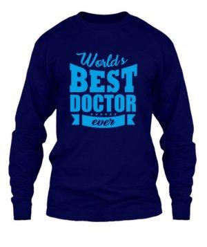 World's best doctor, Women's Round Neck T-shirt