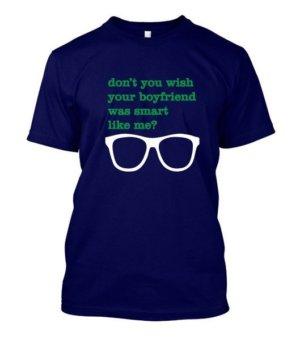Geek funny tshirt, Women's Round Neck T-shirt