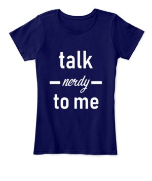 Talk nerdy to me, Men's Long Sleeves T-shirt