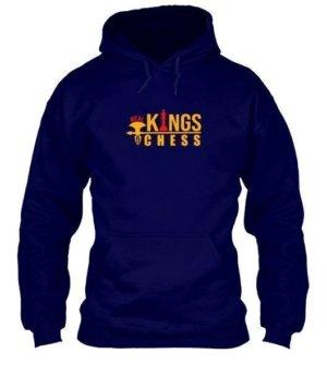 real kings of chess , Men's Hoodies